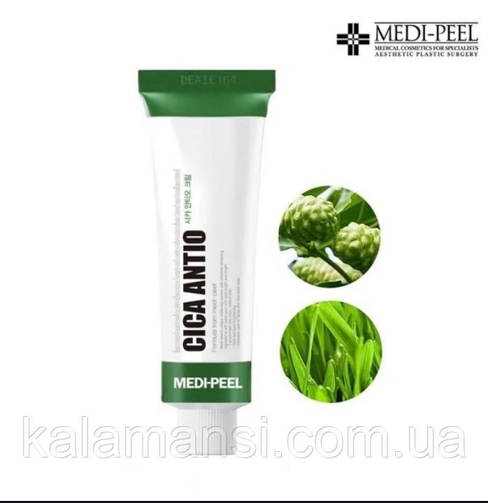 Восстанавливающий крем для проблемной кожи Medi-peel Cica Antio Cream 30 мл