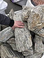 Гнейс БУТ Булыжники болгарский сланец Декоративный камень Галька ландшафт