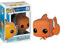 Фигурка Funko Pop Фанко Поп Немо Дисней В поисках Немо Disney Finding Nemo Nemo 10см Cartoon DP N 73