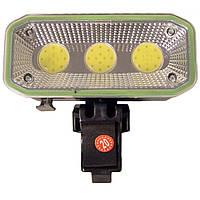 🔝 Вело-фара на велосипед 400lm Сова CB-963 Зеленая | вело-фонарь велосипедный c USB и аккумулятором, для велосипеда | 🎁%🚚