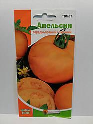 """Нсіння томатів Апельсин 0.1г ТМ""""Яскрава"""""""