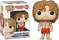 Фигурка Funko Pop Фанко Поп Очень странные дела Билли Stranger Things Flayed Billy 10 см ST FB 844