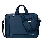 Сумка-рюкзак Moumantu трансформер синий 54348, фото 4