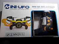 Б/У Квадрокоптер Mini UFO р/у с камерой (512W)