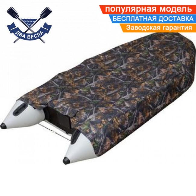 Тент для транспортування човна Kolibri КМ-330 або Колібрі КМ-330D або КМ-300DL (камуфляж)