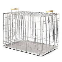 """Клетка для собак """"Волк"""" 540 x 750 x 480мм. ТМ Лори"""