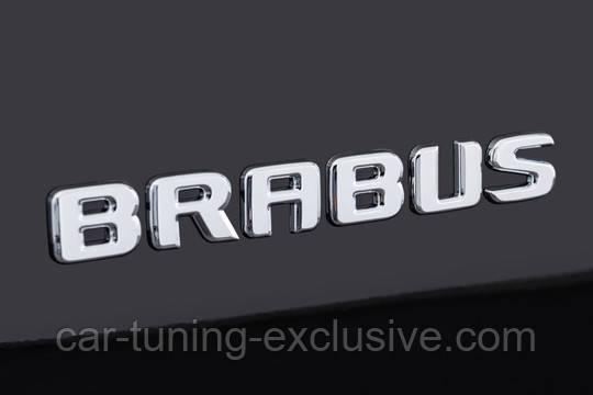 BRABUS emblem for Mercedes V-class W447