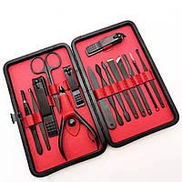 18в1 Маникюрный (педикюрный) набор инструментов Ali Leader M623