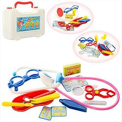 Детский игровой набор Доктор Волшебник 15 предметов