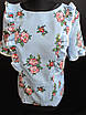 Жіночі блузи з рюшами на літо, фото 2
