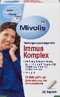 Биологически активная добавка Mivolis Immun Komplex, 32 шт., фото 1