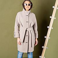 Демисезонное женское пальто Albanto 170-6047