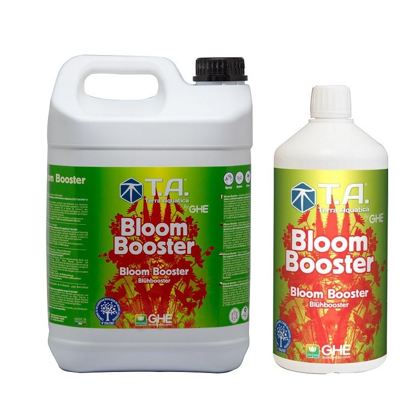 Стимулятор цветения Bloom Booster TA (GO Bio Bud GHE) 5л