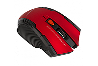 Геймерская мышь / Игровая мышь беспроводная Fantech W4 Raigor Оригинал, цвет черный, красный, серый