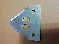 D44103700  сегмент косы жатки универсальный жатка Шумахер, Massey Ferguson, Case, John Deere