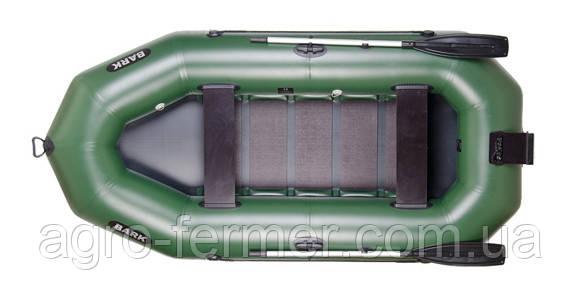Трехместная надувная гребная лодка Bark-300N