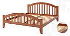 """Двоспальне дерев*яне ліжко 160х200 """"Меліса"""", фото 2"""
