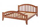 """Двоспальне дерев*яне ліжко 160х200 """"Меліса"""", фото 3"""