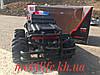 Большой Джип Полиция 27см/Горят Мигалки/большие резиновые колеса/Красный!, фото 2