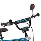 Детский велосипед колеса 16 дюймов PROFI SY16151 голубой, фото 3