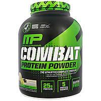 Комплексный многокомпонентный протеин Muscle Pharm Combat 1,8 kg (Vanilla)