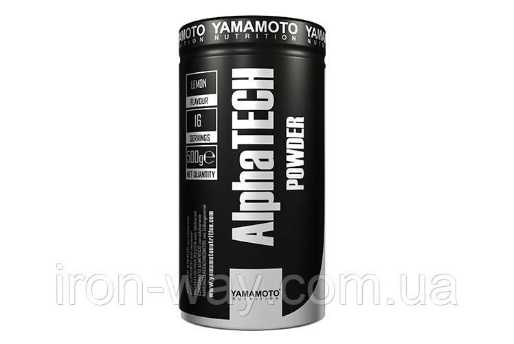 Yamamoto Nutrition AlphaTech Powder 500g Лимон