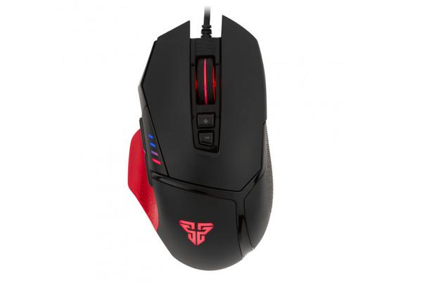 Геймерская мышь / Игровая мышь Fantech X11 Daredevil Оригинал, цвет черный, фото 2