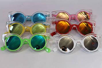Модные детские солнцезащитные очки 1 шт