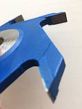 Фреза пазова 160 х 32 паз 10 мм, фото 3