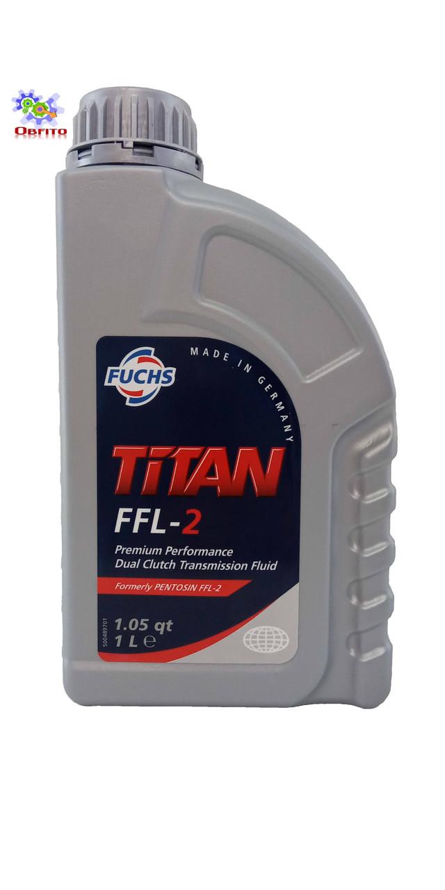 Масло трансмиссионное Pentosin (TITAN) FFL-2