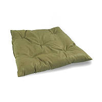 Подушка на стілець Homeline 40х40 Хакі