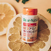 29 Amino Япония - мультивитамины + минералы (90 таблеток х 30 дней)