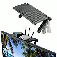 Универсальная полочка подставка Screen Top Shelf для телевизора