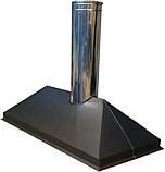 Ковпак на димар, флюгарка на трубу, фото 3