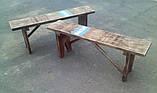 Торговое оборудование из дерева, фото 2