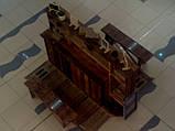 Торговое оборудование из дерева, фото 5