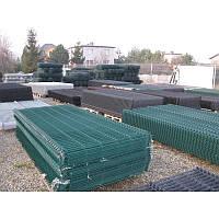 Сетка на забор сварная 1,53м/ППЛ/3D/3х4