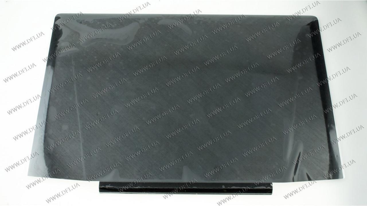 Крышка дисплея для ноутбука Lenovo (Y700-15ISK), black (под ноутбук с тачскрином) ОРИГИНАЛ
