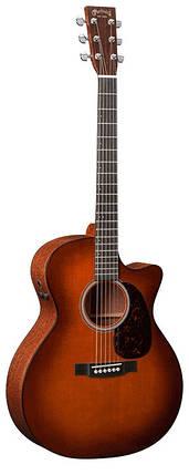 Электро-акустическая гитара Martin GPCPA4 SHADED, фото 2