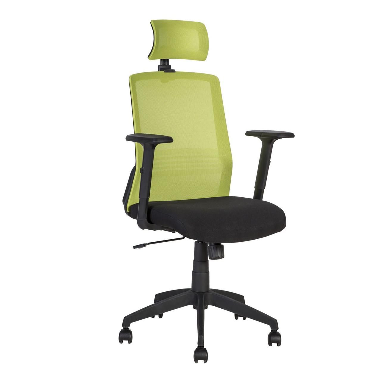 Офисное кресло Special4You  Bravo black/green 21144