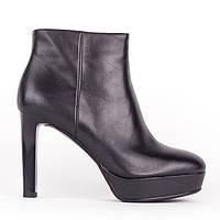 Женские стильные ботинки  Fabio Monelli S474-01-N757B BLACK KOGA