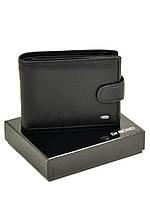 Мужской кожаный кошелек Dr.Bond с правником 3639, фото 1