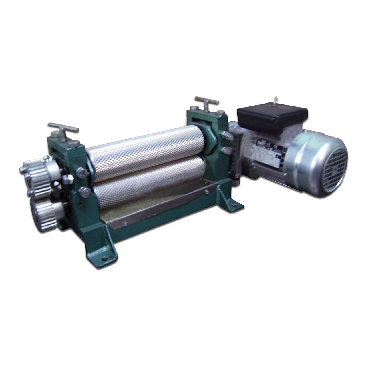 Вальцы гравированные с двигателем 70,5 мм
