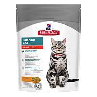 Hill's SP Feline Adult Indoor Cat (Курица) Доросла кішка, що живе в закритому приміщені 300 гр