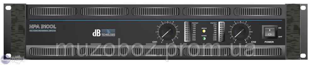 Усилитель звука dB Technologies HPA-3100L