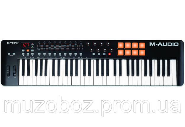 MIDI клавиатура M- Audio OXYGEN61 IV, фото 2