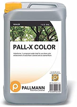 Барвник для паркету Pallmann PALL-X COLOR