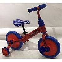 Беговел детский PROFI KIDS М 5453-1 педали колеса 12 дюймов красный
