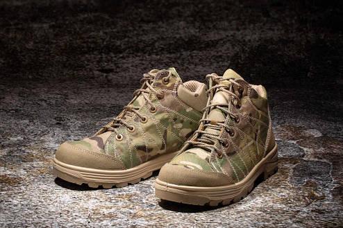 "ZENKIS черевики мілітарні ""GOPAK-S-SG 2GEN"" (SG1-520)  Multicam, фото 2"