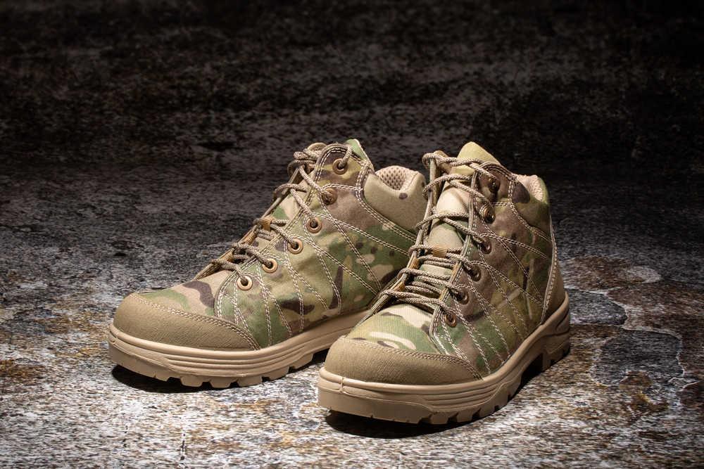 "ZENKIS черевики мілітарні ""GOPAK-S-SG 2GEN"" (SG1-520)  Multicam"